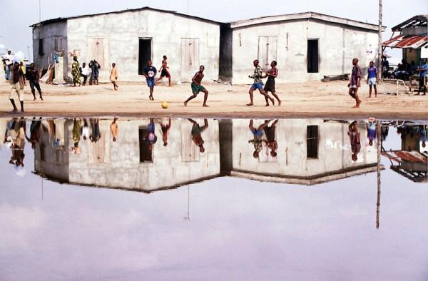 exposition soccer worlds Andrew Esiebo photographe Nigeria